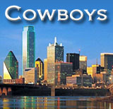 Dallas Cowboys Travel Ticket Packages