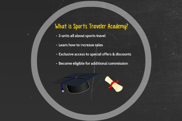 Sports Traveler Academy