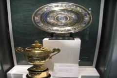 Ladies & Men's Wimbledon Final: 3 night July 14-17