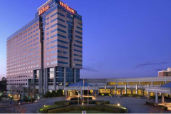 3 night Hilton Atlanta Airport
