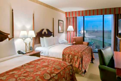 3 night Hilton Kansas City Airport