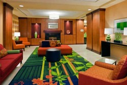 2 night Fairfield Inn & Suites Downtown Indianapolis