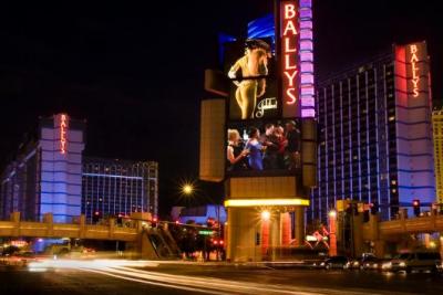 3 night Bally's Hotel & Casino