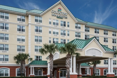 2 night Country Inn & Suites Orlando Airport