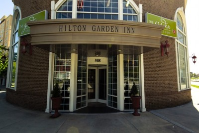 3 night Hilton Garden Inn Charlotte Uptown