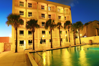 3 night Holiday Isle St. Augustine Beach