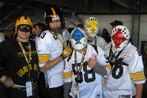 Sports traveler pittsburgh steelers travel packages for Weekend trips from pittsburgh