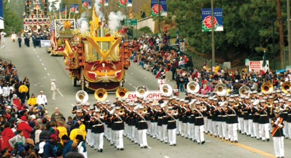 Tournament of Roses parade tickets