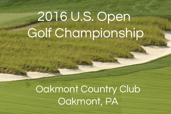 2016 US Open Golf Tickets and Packages