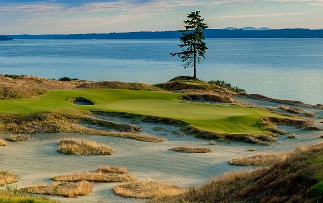 US Open Golf Course