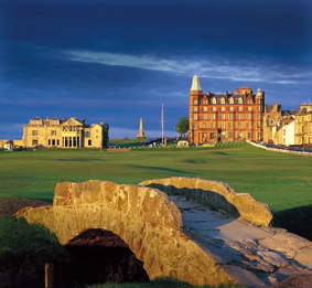 St. Andrews Golf Packages