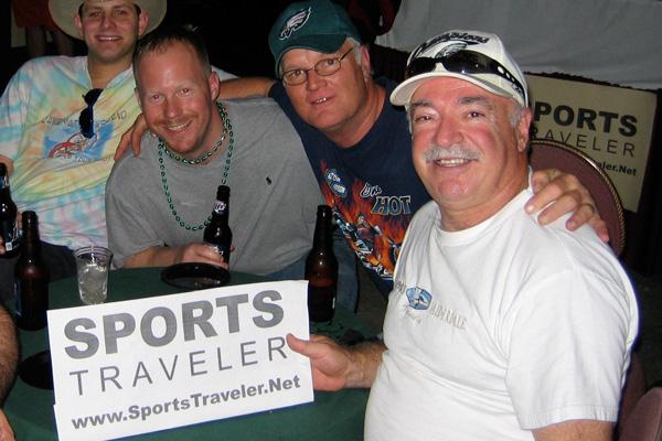 Sports Traveler First Tour