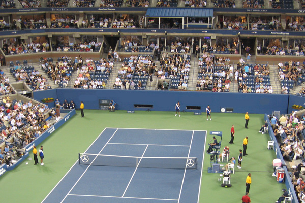 US Open Tennis tickets and packages