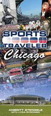 Sports Traveler Chicago Book Cover