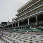 Stuck on Where to Sit at the Kentucky Derby?
