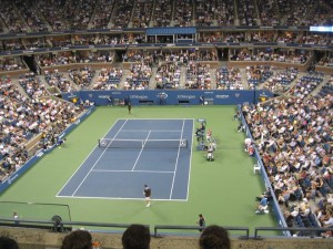 Fan's Guide to the US Open Tennis Tournament