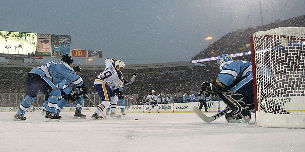 2012 Winter Classic: Hockey Paradise