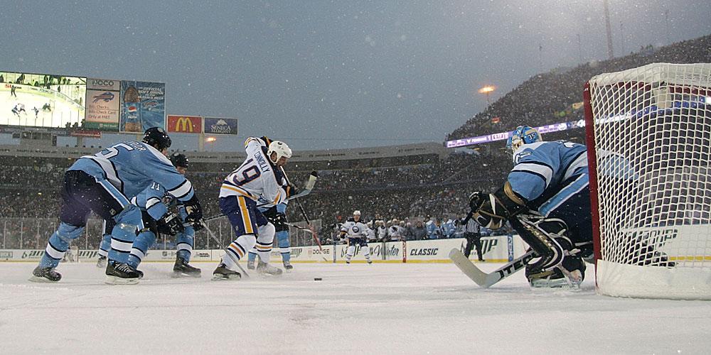 2012 Winter Classic: Hockey Paradise