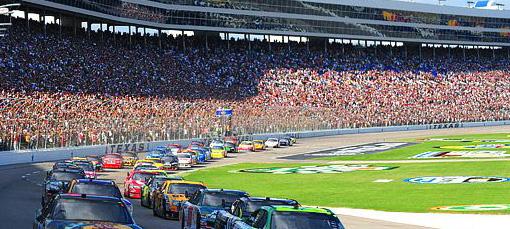 Texas Motor Speedway: Samsung 500