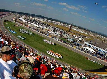2012 NASCAR Update: Aaron's 499 - Talladega