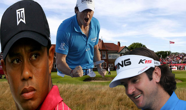 The Open: Where is it in 2012?