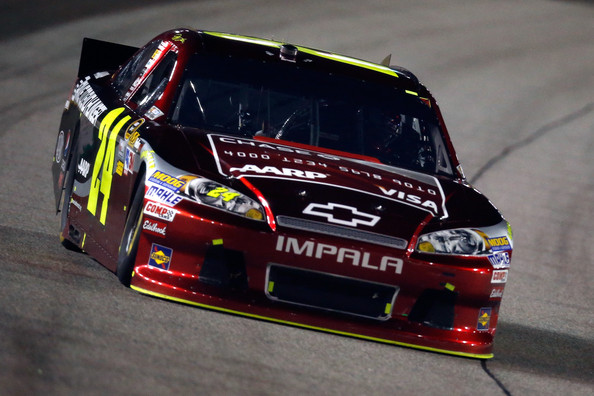 Sprint Cup begins Chase at Chicagoland