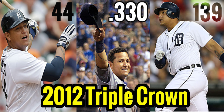 Cabrera Wins Triple Crown, Season Recap, & Playoffs