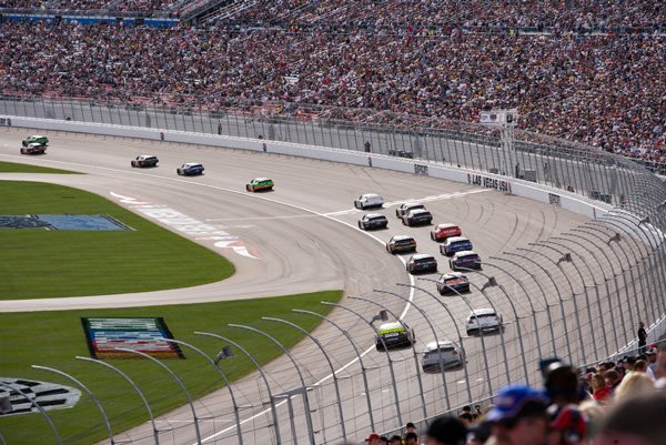 NASCAR in Las Vegas:  2013 Odds Maker