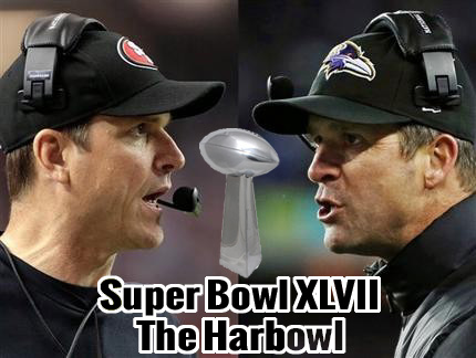 Super Bowl XLVII: The Harbowl