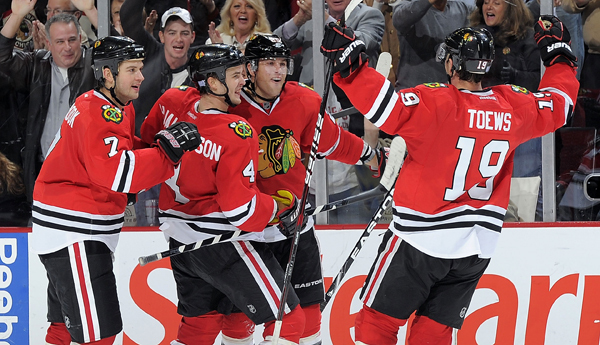 Chicago Blackhawks Start Season on Historic Run