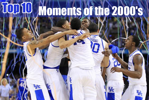 Top 10: NCAA Tournament Moments (2000 - Present)