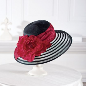 The Leslie Kentucky Derby Hat