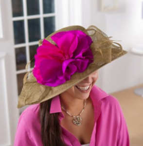 The Marina Kentucky Derby Hat