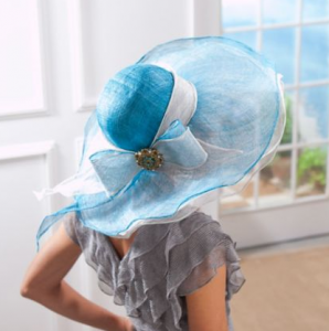 The Minetta Kentucky Derby Hat