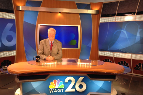Stan Byrdy served as Sports Director at WJBF-TV in Augusta from 1985-1994 and at NBC Augusta from 2006-2009.