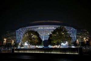 ATT Stadium Front