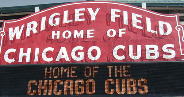 The World Series is back in Chicago!