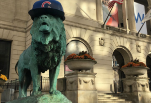 Art Institute - Cubs Hat
