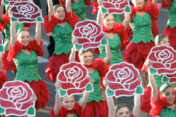 The Decker Family Rose Parade Experience