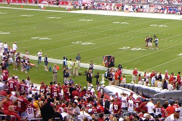 Cowboys at Cardinals