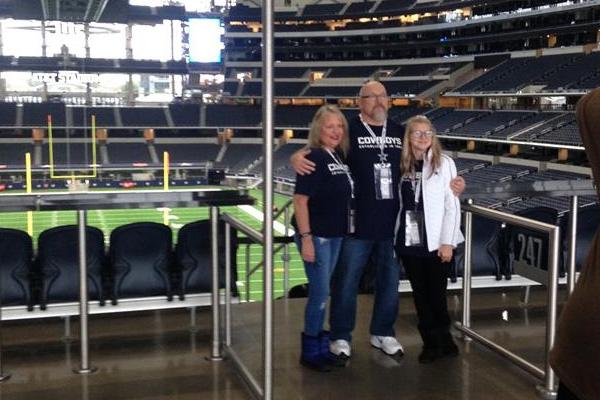 Rams at Cowboys