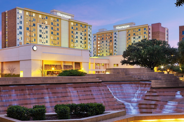 Sheraton Downtown Fort Worth: Two-night packages