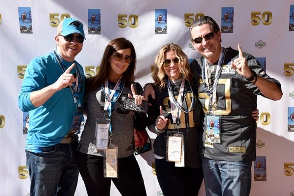 Corporate-Incentive Super Bowl Trips