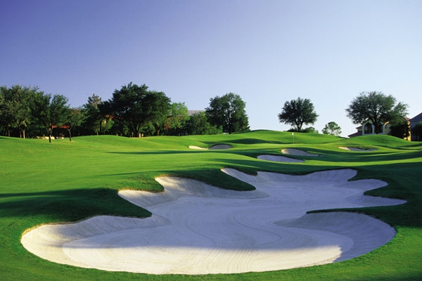 Golf Texas - TPC Dallas