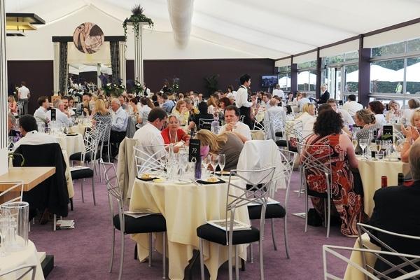 Wimbledon Hospitality Access