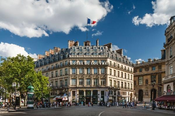 Hotel Louvre Hyatt