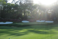 Amen Corner at Augusta National during The Masters
