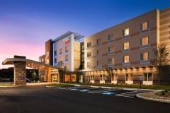 3 night Fairfield Inn & Suites Fairlawn