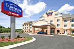 2 night Fairfield Inn Sevierville, TN