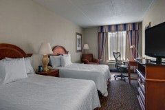 2 night Hilton Garden Inn Romulus